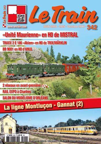 Le Train 342COUWEB